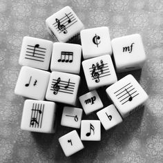 Practice Makes It Easy: More Music Dice Games