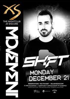 DJ Shift at XS Nightclub
