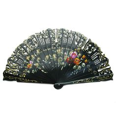 These are beautiful painted wooden fans and hard to find other than this link. I am always hot and this fan goes with me everywhere ,
