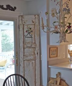 Chateau Chic: One Change Leads to Another