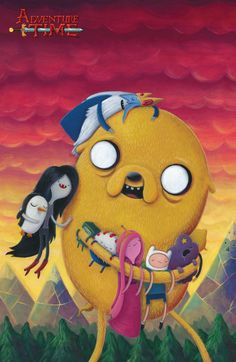 Adventure Time Chris Hastings and illustrator Zack Sterling are the key creative team behind today's new Adventure Time comic from BOOM! Available wherever you buy your favorite comics.Cover C by Justin Hillgrove. Adventure Time Pictures, Adventure Time Comics, Abenteuerzeit Mit Finn Und Jake, Pendleton Ward, Land Of Ooo, Fanart, Midtown Comics, Finn The Human, Jake The Dogs