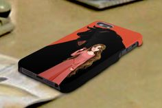 beauty and the beast monogram 3D iPhone Cases for by TREEDECASE, $16.00