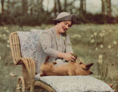 The Queen Mum First and foremost, a dog is made for love: https://www.facebook.com/thedailycorgi/photos/a.130013233090.106518.104617983090/10152495929203091/?type=1&theater