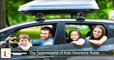 The Determinants of Auto Insurance Rates