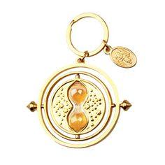 Time-Turner Spinner Keychain   Universal Studios Merchandise