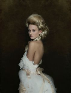 More Than Hair & Make-up: The True Value of a Glamour Portrait - Interview and photograph by Sue Bryce