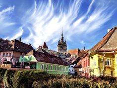 The most epic luxury bike experience Romania – HotmagOTG Medieval Town, Medieval Castle, Dracula, Bike Experience, Visit Romania, Places In Europe, Outdoor Landscaping, Beautiful Places To Visit, Eastern Europe