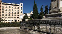 GRANADA | BEIRO | Monumento a la Concepción Inmaculada del triunfo.