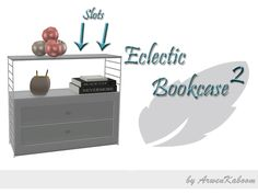 ArwenKaboom's Eclectic Bookcase 2