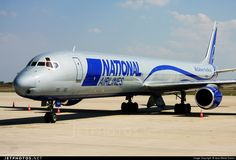 High quality photo of N155CA (CN: 46073) National Airlines Douglas DC-8-73(CF) by Jean-Marie Hanon