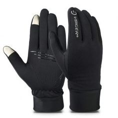 Vbiger Winter Gloves Touch Screen Gloves Outdoor Cycling Gloves For Men And Women Glove Liners, Best Gloves, Warmest Winter Gloves, Cold Weather Gloves, Cycling Gloves, Motorcycle Gloves, Driving Gloves, Unisex, How To Wear