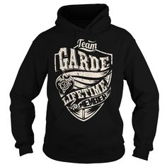 Team GARDE Lifetime Member (Dragon) - Last Name, Surname T-Shirt