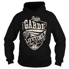 Team GARDE Lifetime Member (Dragon) - Last Name, Surname T-Shirt