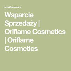 Wsparcie Sprzedaży   Oriflame Cosmetics   Oriflame Cosmetics