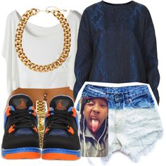 Untitled #654, created by ayline-somindless4rayray on Polyvore