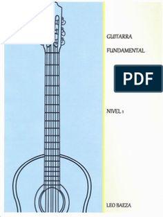 Guitarra Fundamental - Leo Baeza Guitar Chords, Solar Panels, Leo, Social, Popular Music, Acoustic Guitar Lessons, Frases, Guitar Tabs, Beginner Guitar Chords