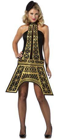 Eiffel Tower - Halloween Costumes