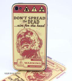 Don't Spread the Dead!!