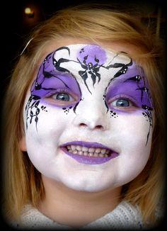 eerie halloween   Scary Halloween Makeup Ideas – How to Make ...