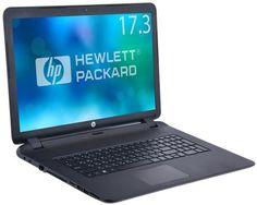 """Ноутбук HP 17-p100ur 17.3"""" AMD E1-6010 1.3Ghz, 4Gb, 500Gb HDD (N7K09EA) Black  — 19990 руб. —  Ноутбук"""
