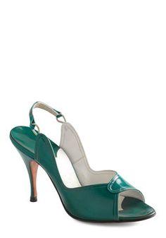 Vintage Reserve Dina Heel