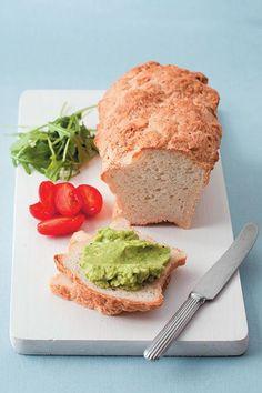 Gluten-free bread. www.rooirose.co.za #GlutenFree Healthy Recipes For Diabetics, Diabetic Recipes, Kos, Avocado Toast, Cornbread, Glutenfree, Breakfast, Ethnic Recipes, Millet Bread