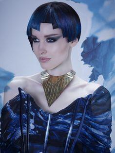 Vivienne Mackinder 2015 Moody Blue