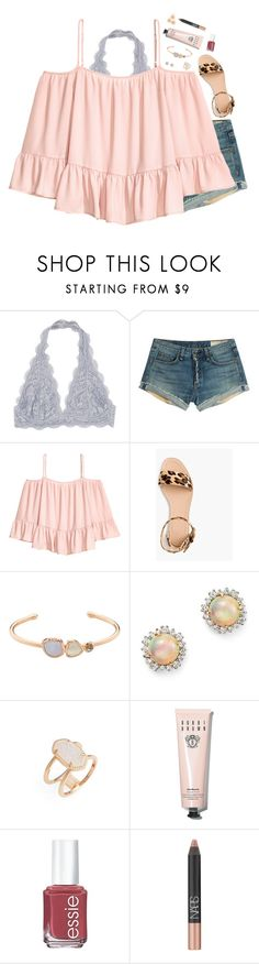"""I Did My ACT * Whimper *"" by southernstylish ❤ liked on Polyvore featuring rag & bone, Volant, J.Crew, Bloomingdale's, Kendra Scott, Bobbi Brown Cosmetics, Essie, NARS Cosmetics and Eve Lom"