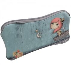 Santoro Pencil Case: Adrift Cute Characters, Zip Around Wallet, Pencil, My Style, Bags, Purses, Taschen, Totes, Hand Bags