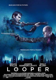 ver Looper Asesinos Del Futuro 2012 online descargar HD gratis español latino subtitulada