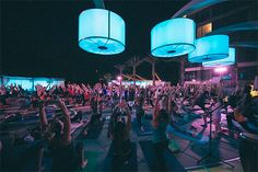 Image result for phoenix rooftop yoga