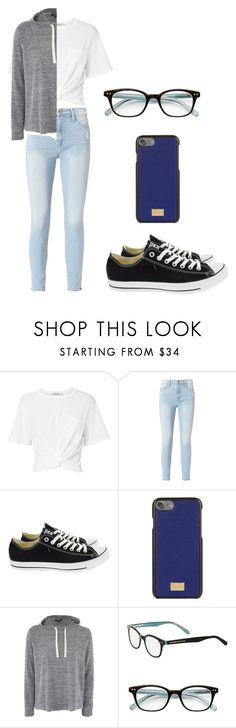 """Chi Inspired"" by bethany-franco on Polyvore featuring T By Alexander Wang, Frame, Converse, Dolce&Gabbana, Topshop and Kate Spade"