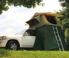Vehicle Roof Top Tent