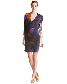 Pretty Multicolor Dress...reminds me of galaxies