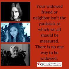 Best widow blogs