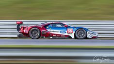 #66 Chip Ganassi Racing Ford GT at the Northeast Grand Prix