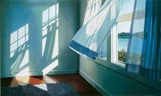 Summer Breeze, by Alice Dalton Brown, 1995