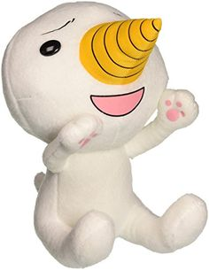 """Great Eastern GE-52505 Animation Official Fairy Tail Anime Plue/Nikora Plush, 7"""" Great Eastern http://www.amazon.com/dp/B00GDDK8IM/ref=cm_sw_r_pi_dp_2tp4wb19K7WQD"""