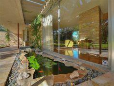 Patio Pond (1604 Rabb Austin TX)