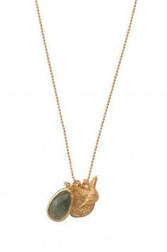 Stella & Dot Infinity Charm Necklace