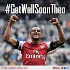 #GetWellSoonTheo