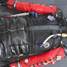 Future astronauts should expect a lighter, more practical space suit for suborbital and orbital commercial space travel.