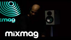 DENNIS FERRER deep/tech house set in Mixmag's Lab