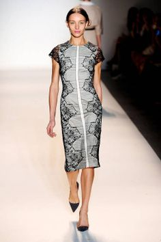 Lela Rose Spring 2014 Ready-to-Wear Runway - Lela Rose Ready-to-Wear Collection