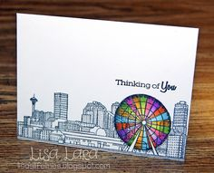 Lisa's Life Lines: thinking of you | Blog Hop For Cox Family