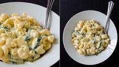 Mac and cheese s jogurtem Foto: