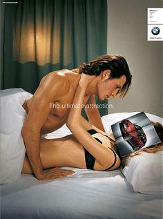Publicité BMW