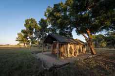 This Exploration is an authentic walking safari in Zimbabwe that sets out to discover one of the best wildlife experiences in Hwange. Zimbabwe Africa, Lodges, Wilderness, Places To Travel, Safari, Trail, National Parks, Wildlife, Walking