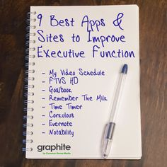 9 Best Apps and Sites to Improve Executive Function