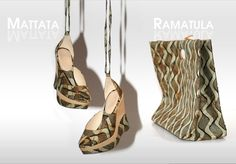 African Prints in Fashion: Get ready for a Shoegasm!